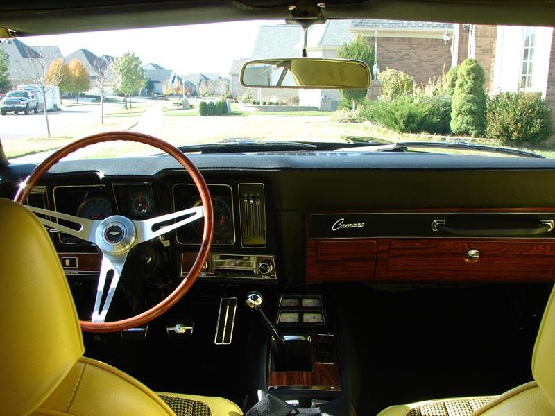1969 Rallysport Z28 Camaro With