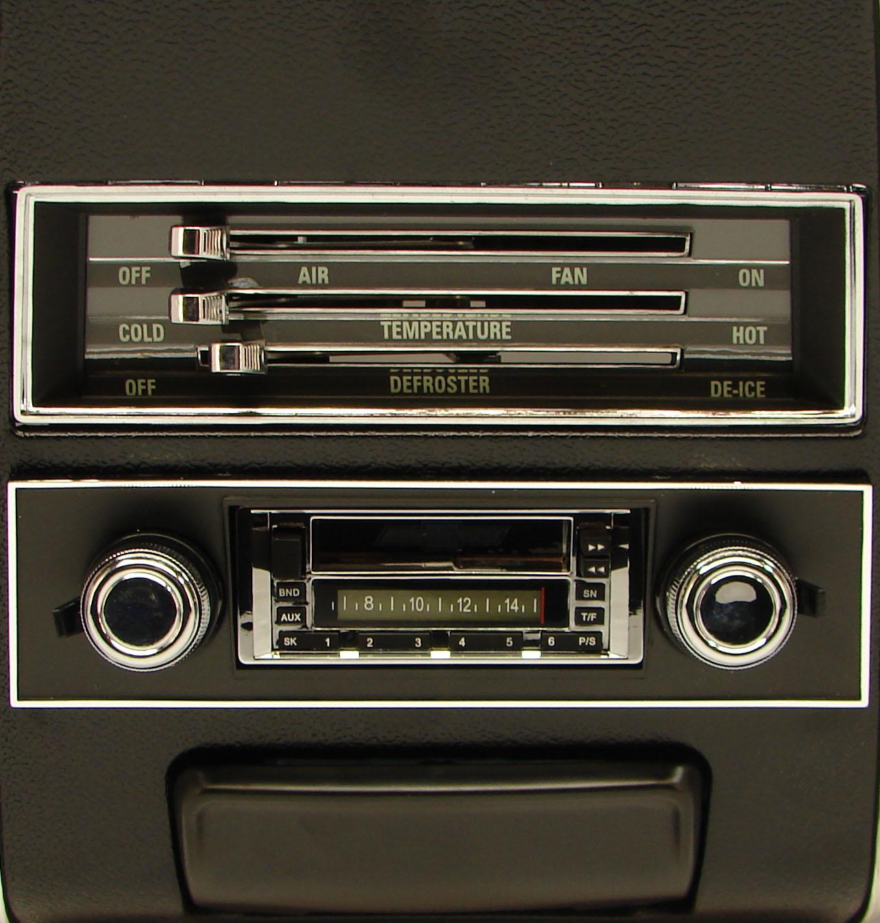 1967 1968 Camaro Radio AMFM Cassette 100W EBay